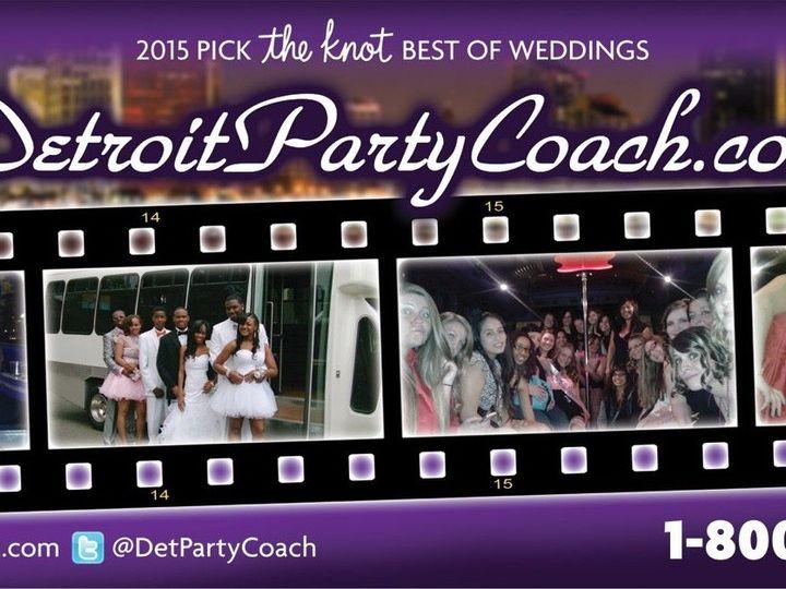 Tmx 1424103085121 Dpc Banner2 Grosse Pointe wedding transportation