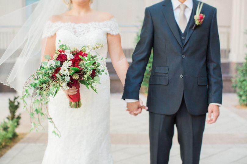 cbedb9f68c2707c4 Fifth Street School Wedding Candace Bobby 20