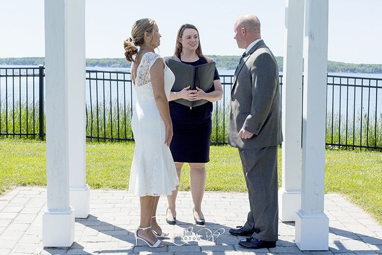 Wedding Officiant Natasha R.