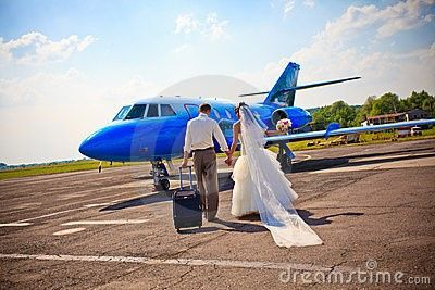 Fly to Florida to get married!