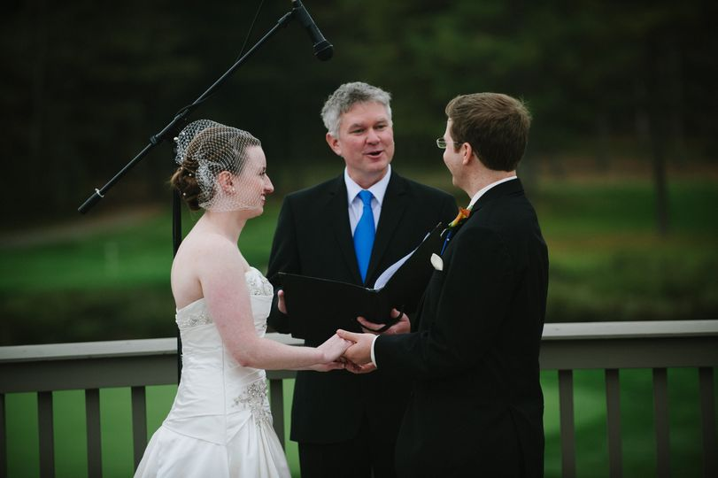 Wedding Officiant Alvin S.