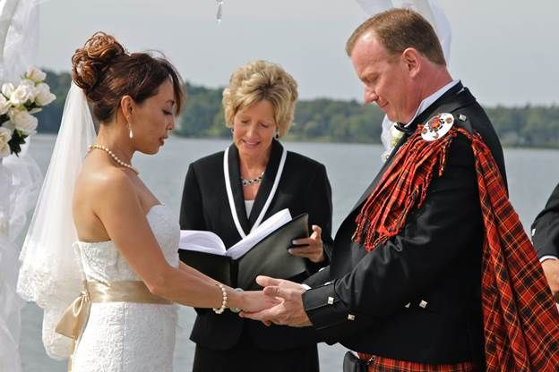 scottish wedding prayer with connie 51 94910 157609700799076