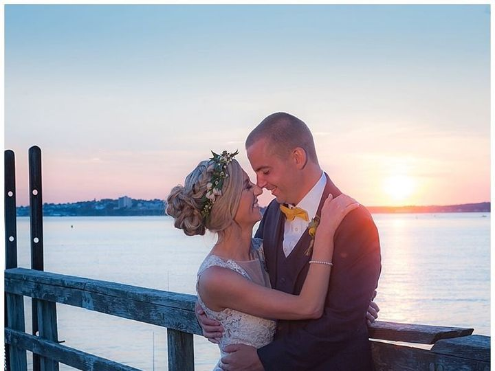 Tmx 1486737591041 Katelyn  Stephen  Inn On Peaks Island 6 25 16 2 Pompano Beach, FL wedding officiant