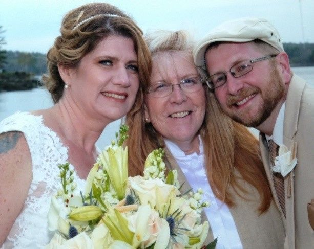 Tmx Rev Jody With Bride And Groom 51 94910 157609537686107 Pompano Beach, FL wedding officiant