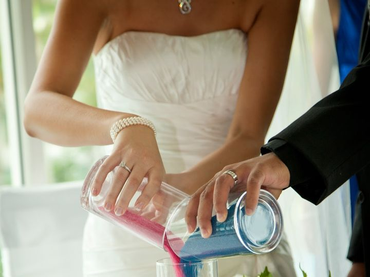 Tmx Sand Blending Ceremony 51 94910 158084374060534 Pompano Beach, FL wedding officiant
