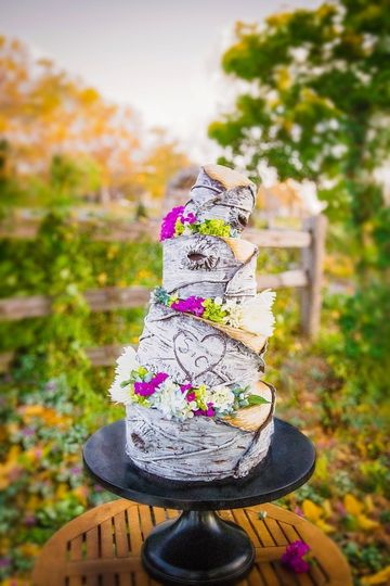 Crooked Tree Coffee And Cakes Wedding Cake Great Falls Mt