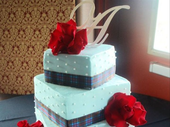 Tmx 1301279125150 CakePictures006 Great Falls, Montana wedding cake