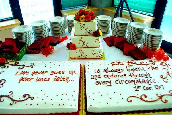 Tmx 1328674268686 Charlesonwedding Great Falls, Montana wedding cake