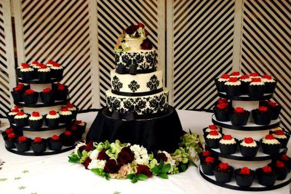 Tmx 1328674325084 Meyerwedding Great Falls, Montana wedding cake