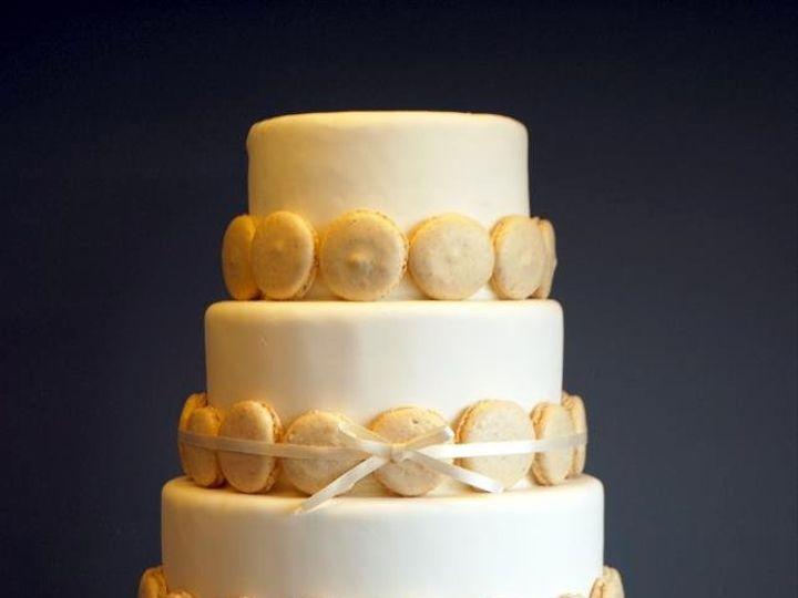 Tmx 1340830638977 MacaroonWeddingCake Great Falls, Montana wedding cake