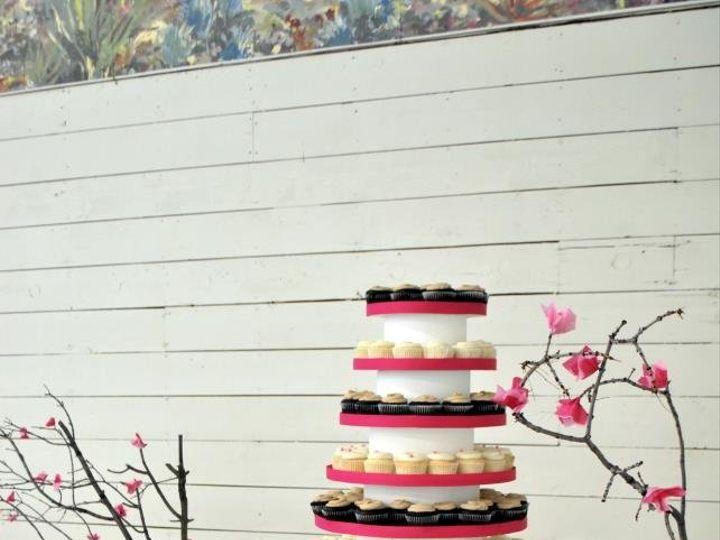 Tmx 1340834640638 Largecupcakeweddingpinkandcoral Great Falls, Montana wedding cake