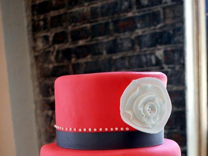 Tmx 1340834672564 Coralweddingcake Great Falls, Montana wedding cake