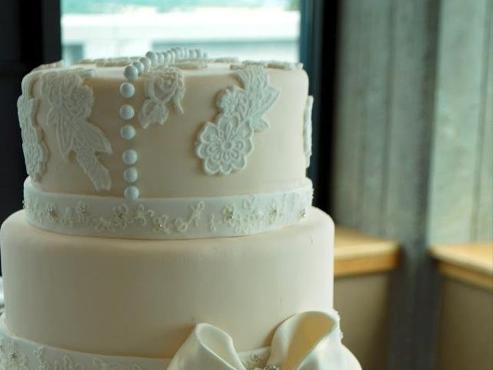Tmx 1340834760173 Pureeleganceweddingcake Great Falls, Montana wedding cake
