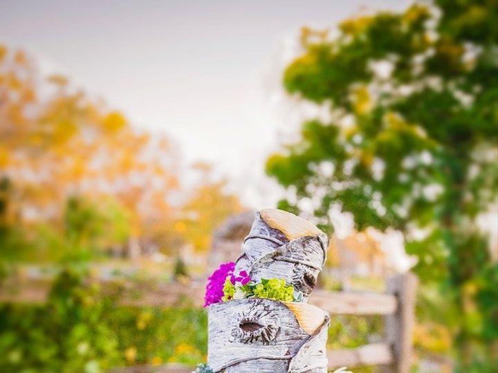 Tmx 1478026142650 20151011crookedtreemontanabride20160180 1 1copy Great Falls, Montana wedding cake