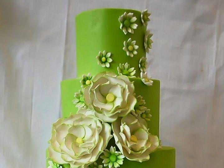 Tmx 1478026466732 Green Wedding Cake Great Falls, Montana wedding cake