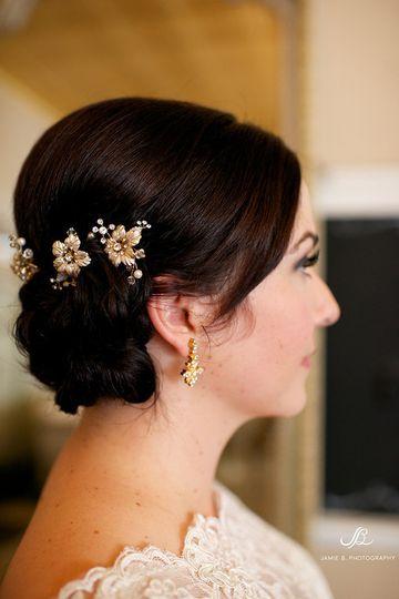 Carlsbad Wedding Hair and Makeup, Wedding Updo, Carlsbad Airbrush  Makeup