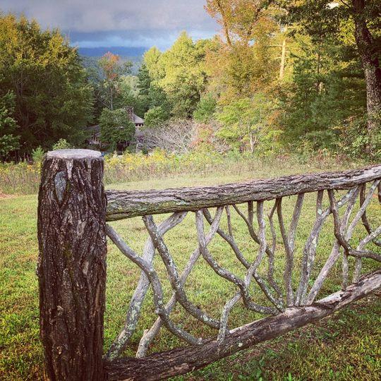 Providence Garden Railing