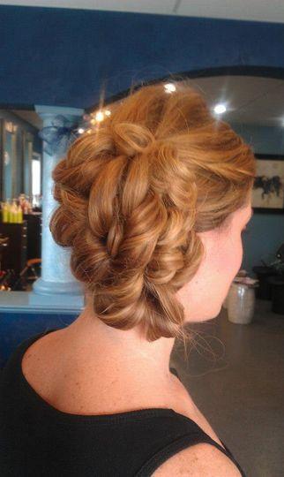 Hair by Barbie Conklin