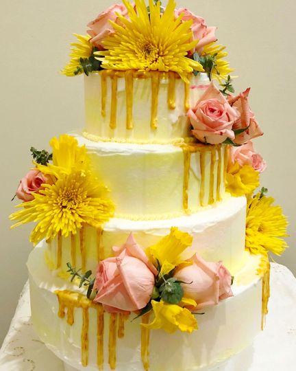 Lulu\'s Custom Cakery - Wedding Cake - Pacific Palisades, CA ...