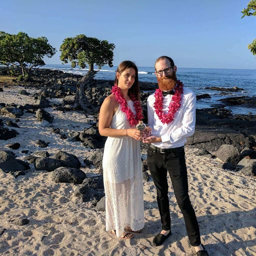 Hawaiian ceremony