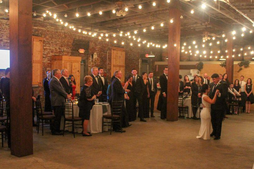 First Dance Boston Wedding