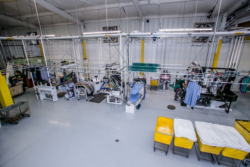 State of the Art Process Lab