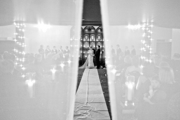Wedding aisle