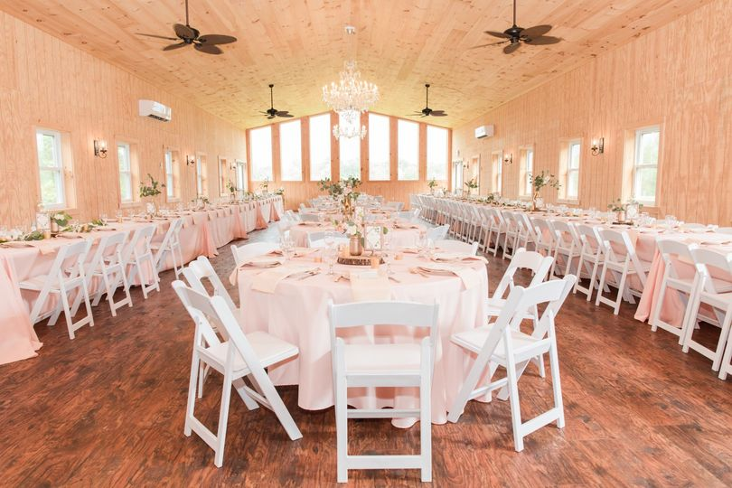 Event Barn Dining Room