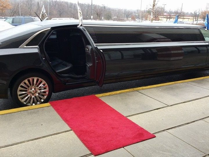 Tmx 1449169321790 Lincoln Mkz Exterior With Red Carpet Glen Burnie wedding transportation