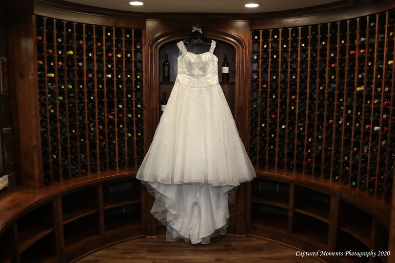 Wedding dress The Brownstone