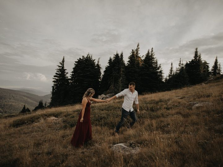 Tmx Mount Spokane Sunset Shoot 0051 51 1002020 1573285306 Spokane, WA wedding photography