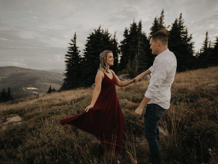 Tmx Mount Spokane Sunset Shoot 0055 51 1002020 1573285305 Spokane, WA wedding photography