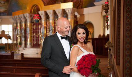 The wedding of Michael and Georgianna