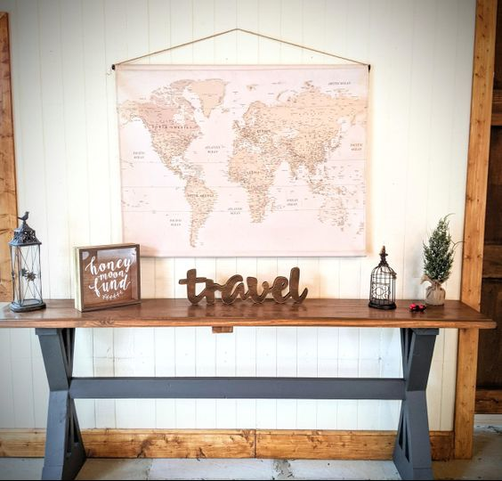 Travel table