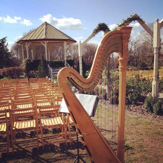 rose emporium wedding