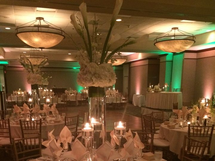Tmx 1430749627473 Lottoya And Omar Ballroom 1 Fort Lauderdale, FL wedding venue