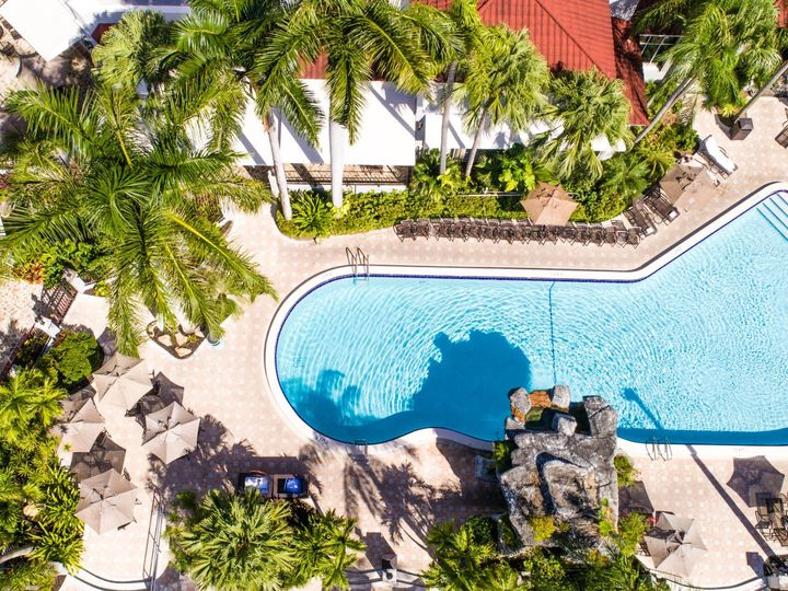 Tmx Pool Drone View 51 165020 1559158716 Fort Lauderdale, FL wedding venue