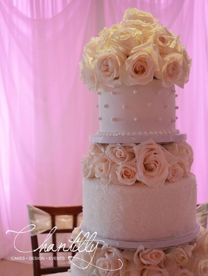 Chantilly Reviews Amp Ratings Wedding Cake Texas