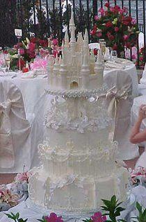 Cinderellaweddingcake