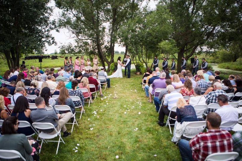 Wedding ceremony option