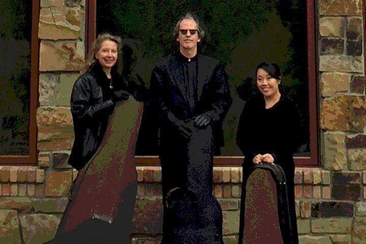 Amazing trio