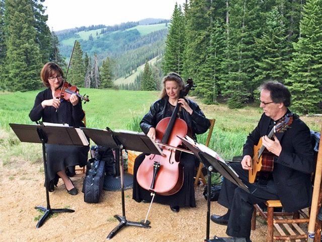 Trio in vail, co