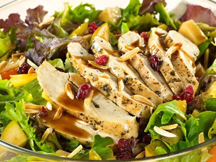 Tmx 1362607437405 Mediterraneanchickensalad23 Marcus Hook, PA wedding catering