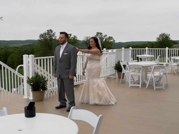 Tmx Fuller Reveal 51 996020 Paxinos, PA wedding videography