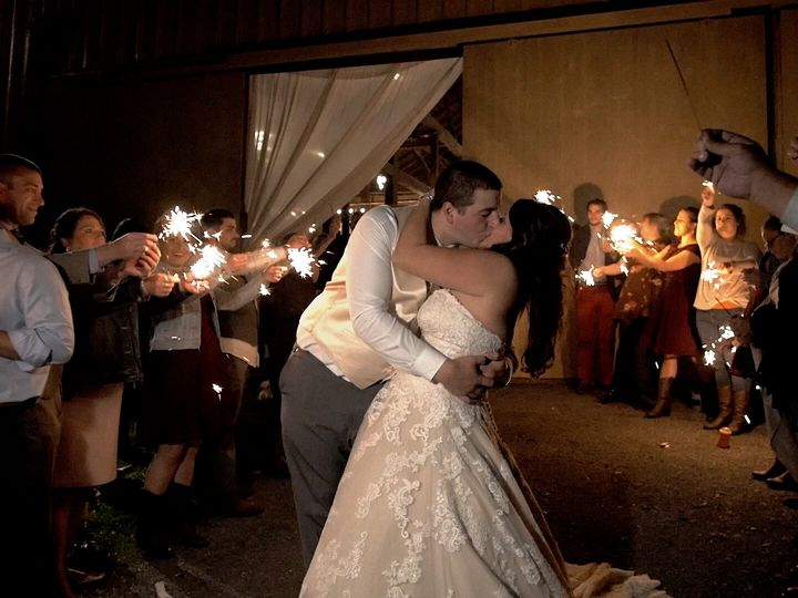 Tmx Lester Sendoff 51 996020 Paxinos, PA wedding videography