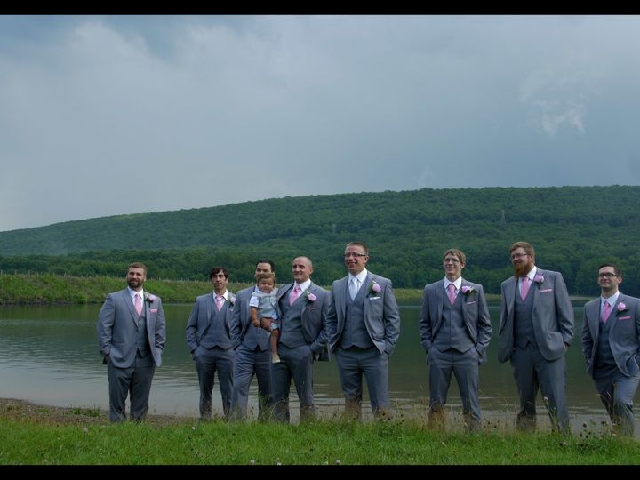 Tmx Patricks Gang 51 996020 161882996373763 Paxinos, PA wedding videography