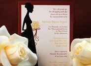 Tmx 1225159266406 Bridalshower Melissa Union City wedding invitation