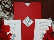 Tmx 1225159487375 Wedding Anchor Union City wedding invitation