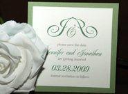 Tmx 1225159523156 Savethedate J Union City wedding invitation