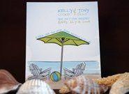 Tmx 1225160315484 Savethedate Beach Union City wedding invitation